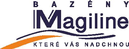 bazén Magiline logo